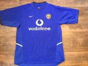Global Classic Football Shirts | Manchester United 2002 Vintage Retro Old Soccer Jerseys